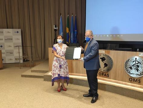Ministério da Saúde assina parceria com OPAS para implementação do HEARTS