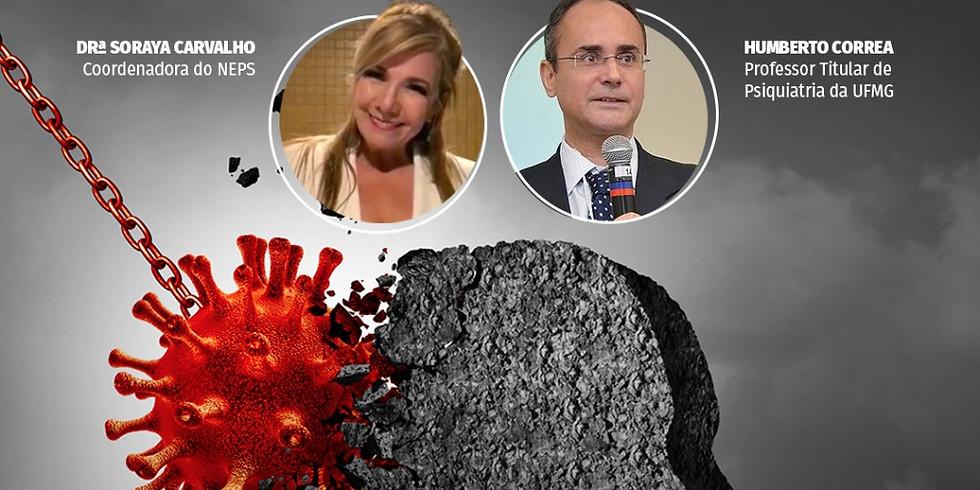 Audiência Pública - Efeitos da pandemia na saúde mental
