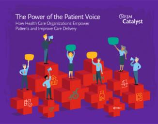 NEJM Catalyst lança e-book sobre o poder da voz