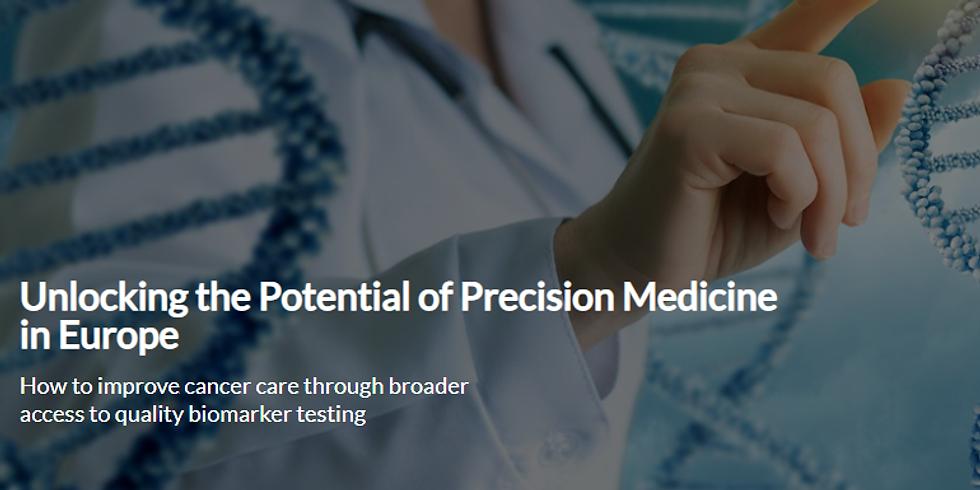 Efpia - Explorando o potencial da medicina de precisão na Europa