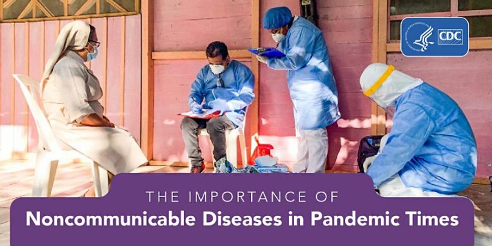 CUGH - A importância das DCNTs em tempos de pandemia