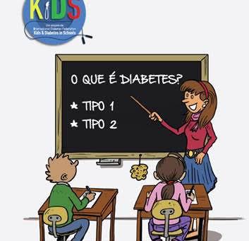 Crianças e o diabetes nas escolas - Sanofi