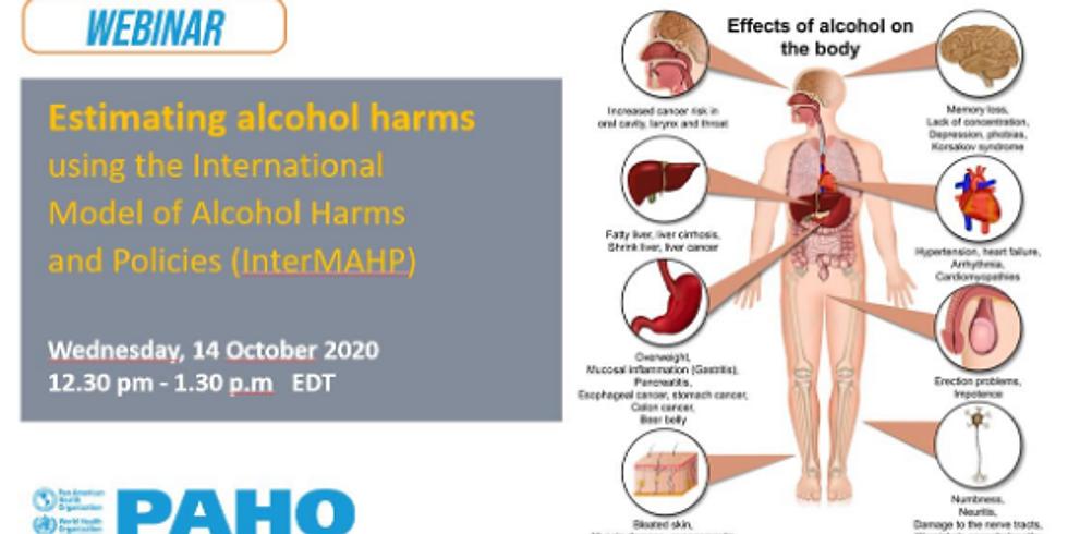 OPAS - Estimando os danos do álcool
