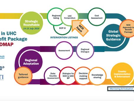 OMS: Fortalecendo a prestação de serviços de DCNTs através da Cobertura Universal de Saúde