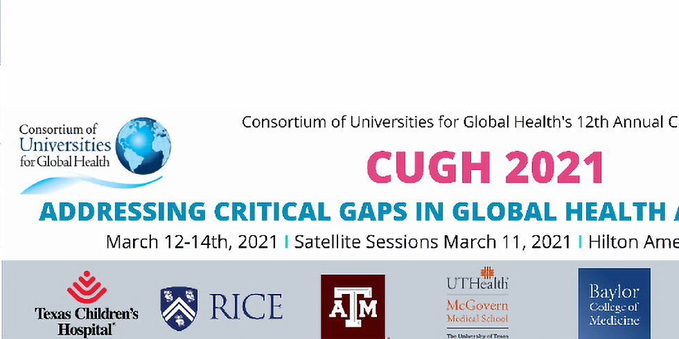 CUGH - Conferência 2021