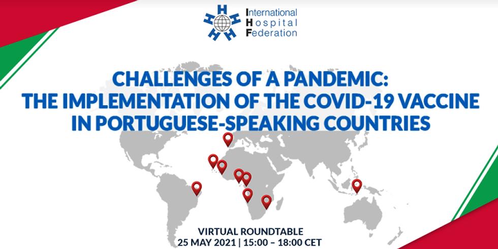 International Hospital Federation - A implementação da vacinação contra o COVID-19 em países que falam português