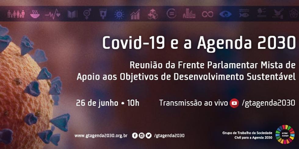 Frente Parlamentar - COVID-19 e Agenda 2030