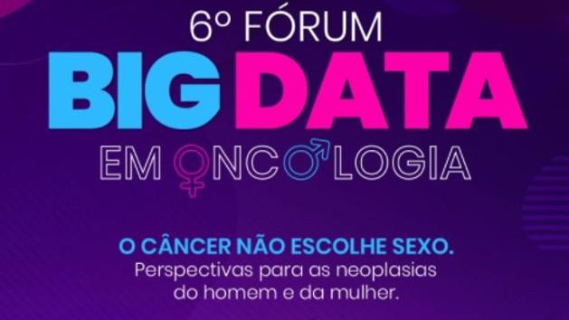 Fórum Big Data em Oncologia