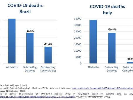 Fundador e coordenador do FórumDCNTs, alerta sobre o risco da 2ª onda do COVID-19