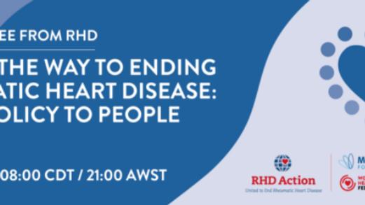 World Heart Federation - Prevenção da doença cardíaca reumática