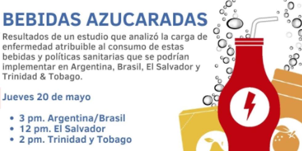 IECS – Bebidas açucaradas