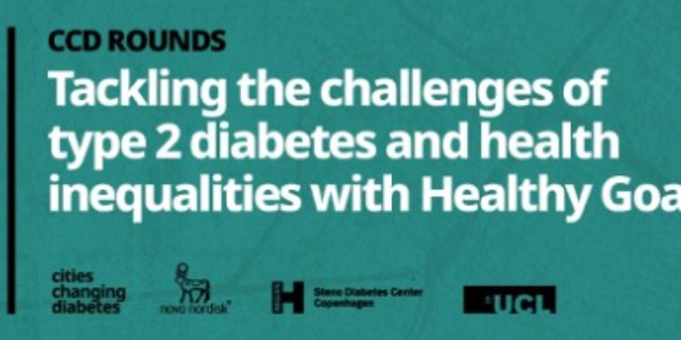 CCD - Combatendo as causas do diabetes tipo 2 e superando as desigualdades de saúde