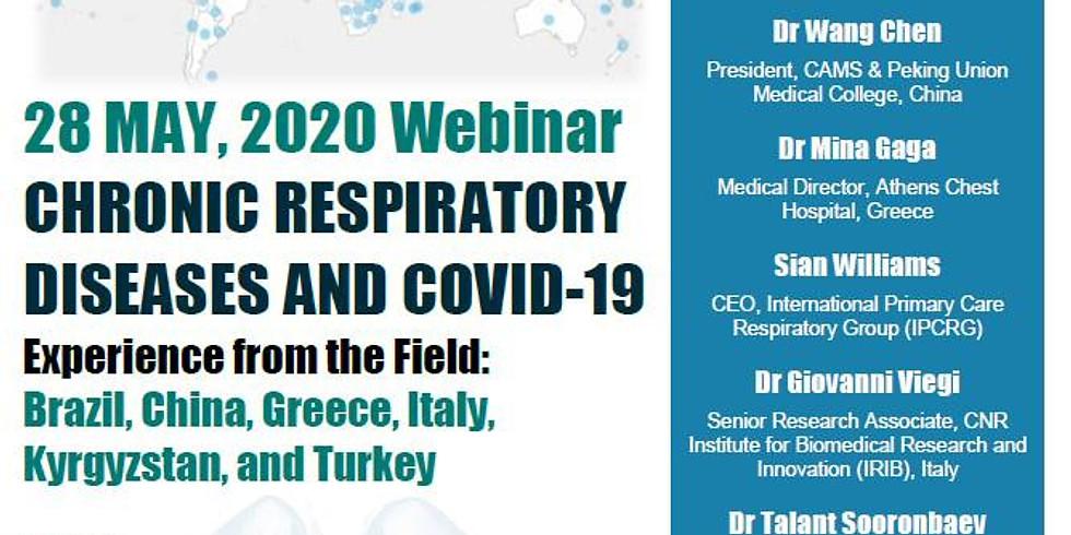 OMS e Global Alliance - DPOC e COVID-19