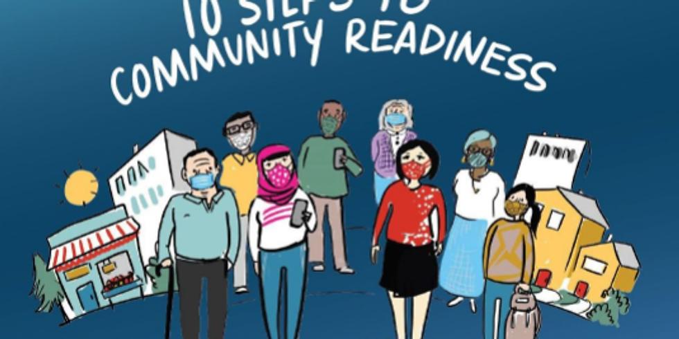 OMS - 10 passos da comunidade para vacinas, tratamentos e testes
