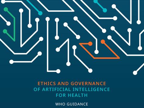 Guia da OMS sobre ética e governança da inteligência artificial para a saúde