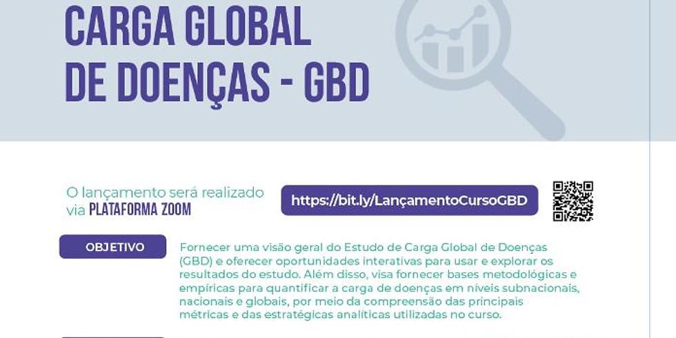 Ministério da Saúde - Curso sobre Carga Global de Doenças