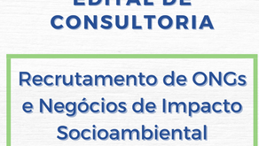 Consultoria da FEA Social USP - inscrições até 31/5/2021