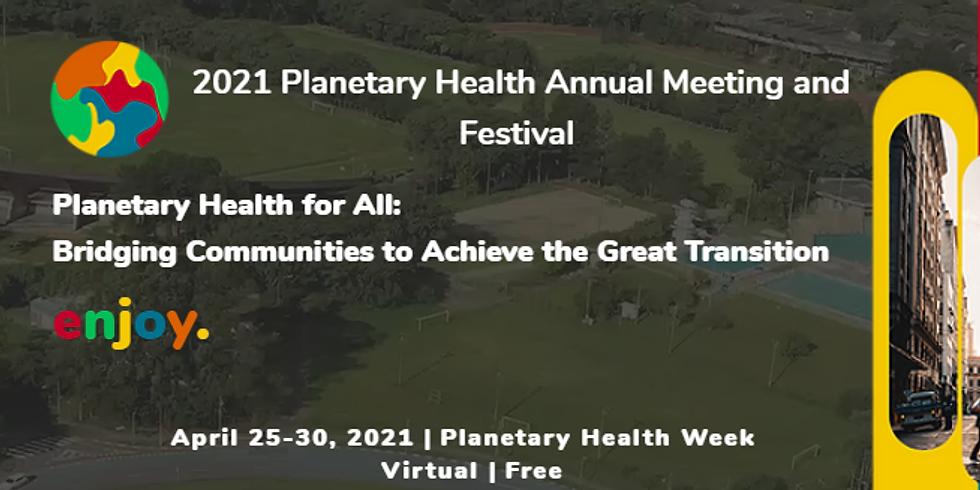 USP - Saúde planetária para todos
