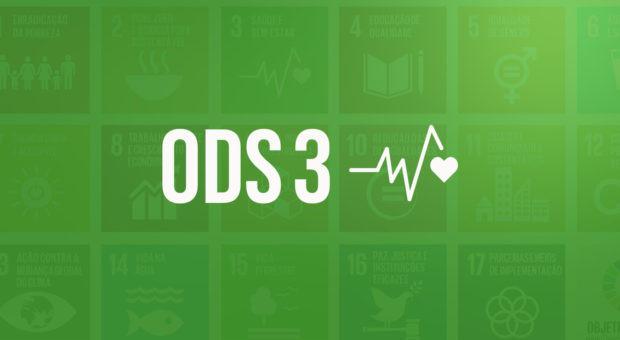 ODS 3 - Saúde e Bem-Estar.