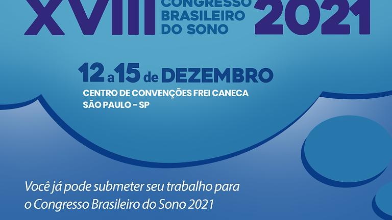 Associação Brasileira do Sono - Congresso Brasileiro do Sono 2021
