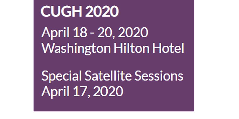 11ª Conferência Anual de CUGH - Saúde global em um momento de mudança política mundial