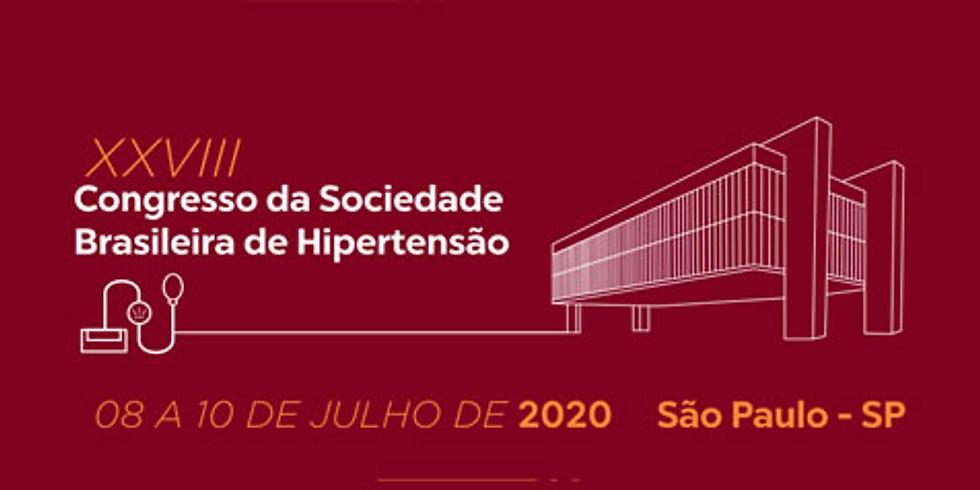 Congresso da Sociedade Brasileira de Hipertensão