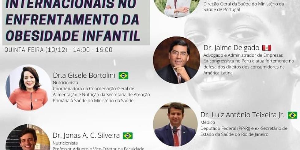FANUT - Experiências internacionais no enfrentamento da obesidade infantil