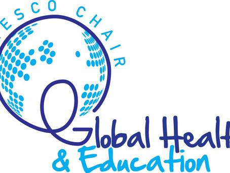 Unesco Chair Global Health and Education - Manual de pesquisa de promoção da saúde - até 1/maio