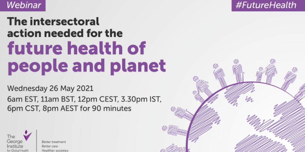 The George Institute - O futuro da saúde do planeta e da população