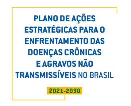 Lançado o Plano Nacional de Enfrentamento das DCNTs 2021-2030