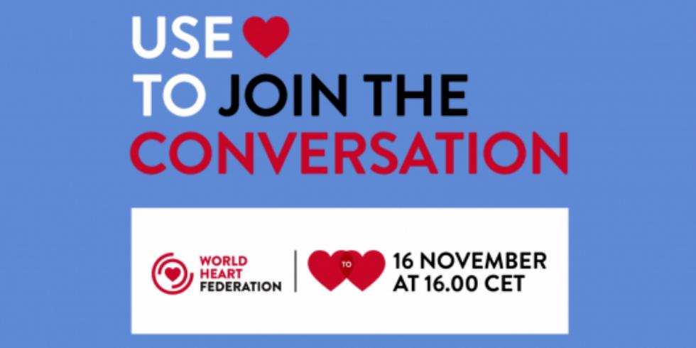 World Heart Federation - O risco de saúde para pessoas com DCV e diabetes