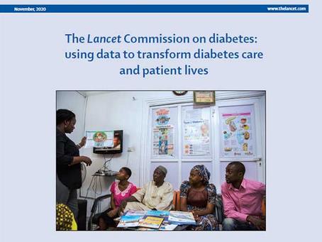 The Lancet publica novo relatório pedindo ações para melhorar a prevenção e tratamento do diabetes