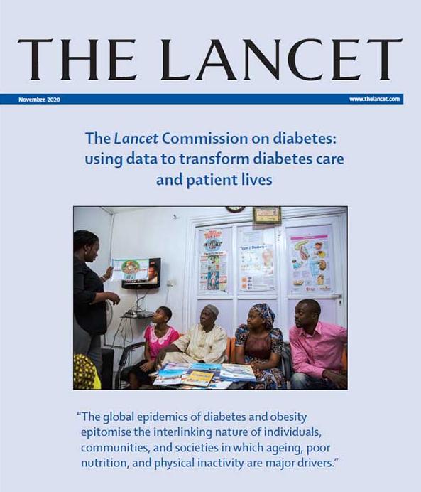 Relatório The Lancet.