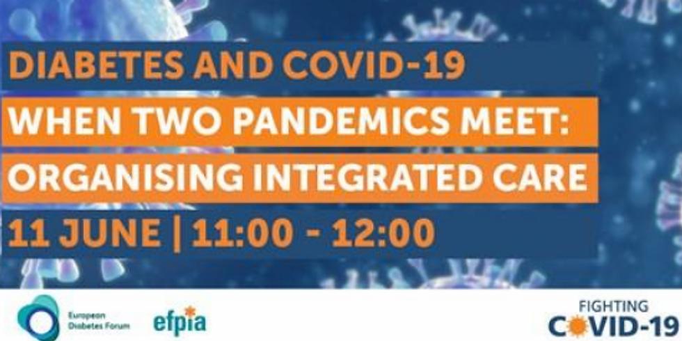 EFPIA - Diabetes e COVID-19