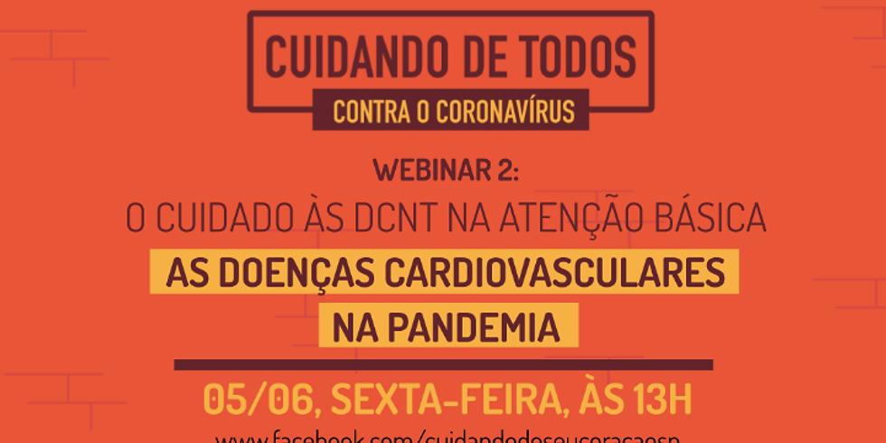 Secretaria do Estado de São Paulo - As Doenças Cardiovasculares na Pandemia