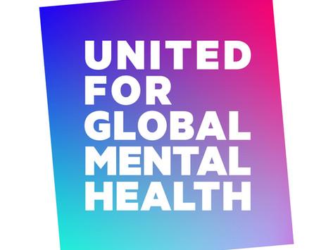 Atualizações do plano de ação de saúde mental da Organização Mundial da Saúde
