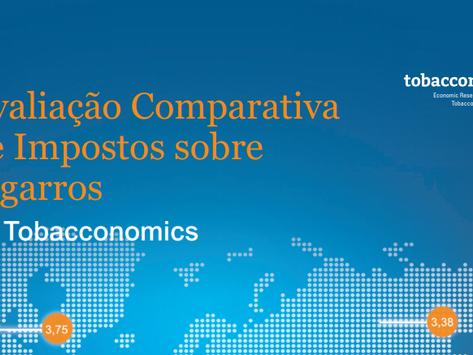 Tobacconomics - avaliação comparativa de impostos sobre cigarros