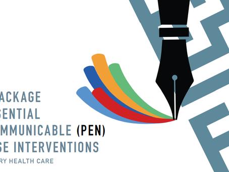 Pacote da OMS de intervenções em DCNTs para cuidados primários de saúde