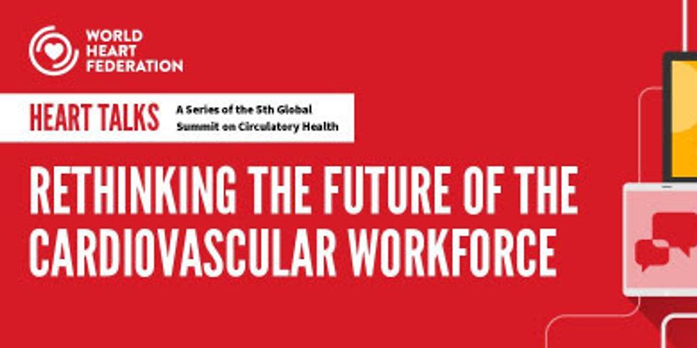 World Heart Federation - O futuro das DCV durante a pandemia da COVID-19