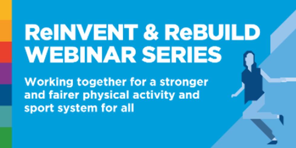 OMS - Criando um sistema de atividade física para todos