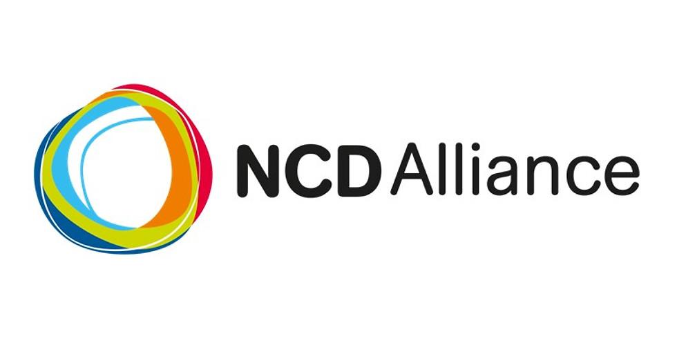 NCD Alliance - Envolvendo toda a população na cobertura universal da saúde