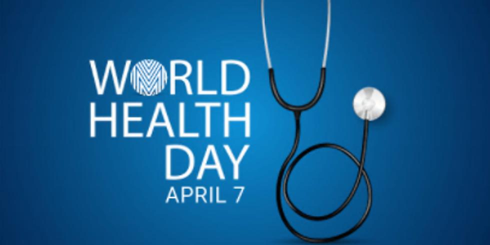 Global Minnesota - Simpósio Dia Mundial da Saúde