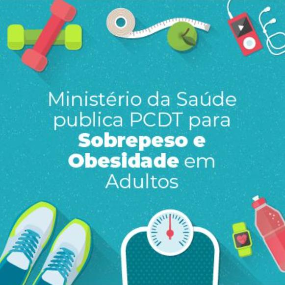PCDT para sobrepeso e obesidade em adultos.
