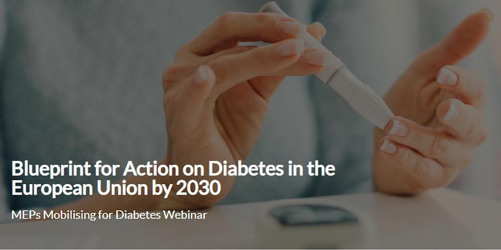 Efpia - Plano de ação para diabetes na União Europeia