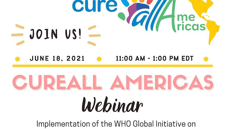 OPAS - Webinar: Implementação da Iniciativa Global da OMS sobre Câncer Infantil na América Latina e no Caribe