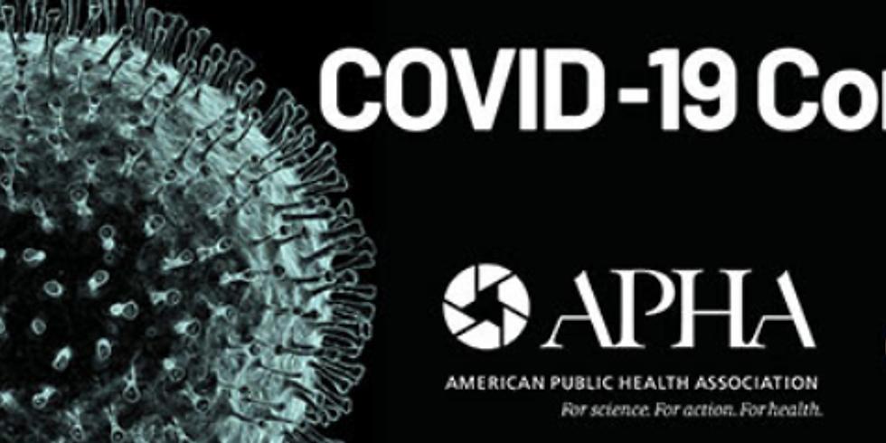 APHA - COVID-19: Possibilidades, Desafios e Garantia de Equidade
