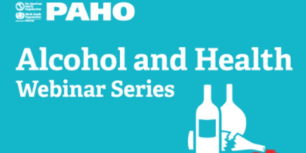 """PAHO oferece webinar sobre """"Marketing de Álcool e Saúde Pública"""""""