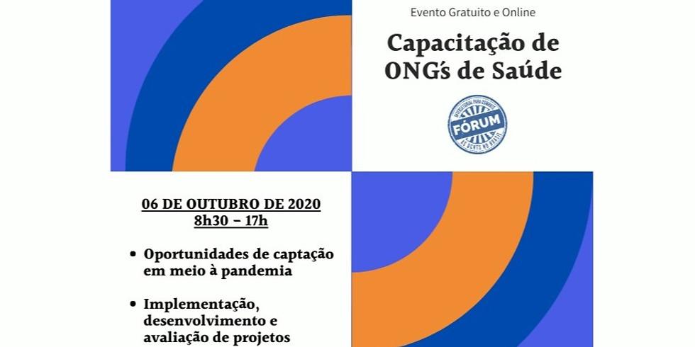 Capacitação de Organizações de DCNTs 2020