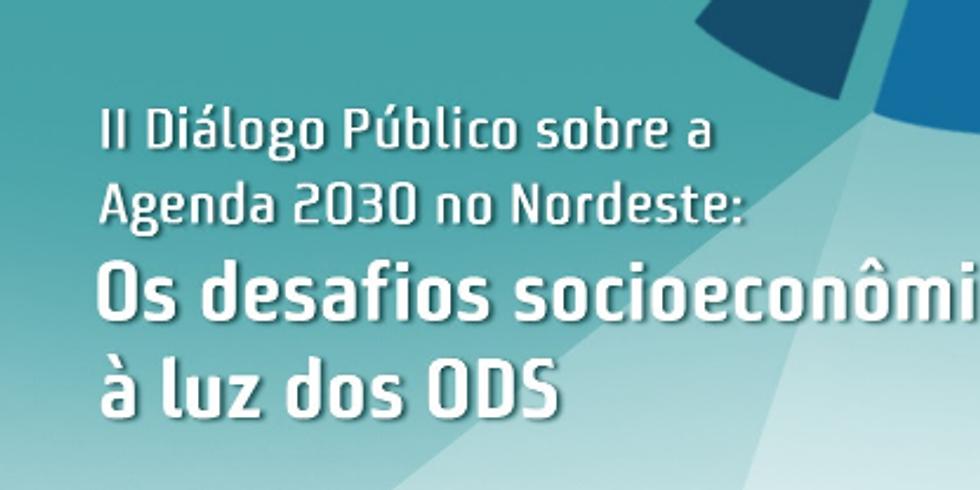 GT Agenda 2030 - Economia do Nordeste à luz dos ODS