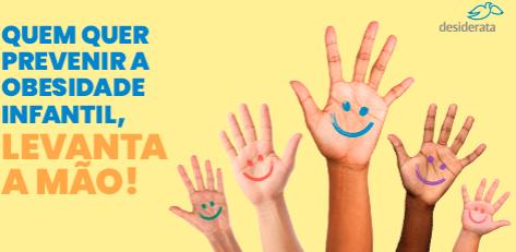 Apoie a aprovação do projeto de lei 1662/2019 para promover medidas de combate à obesidade infantil